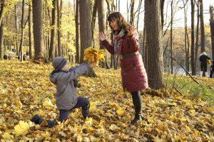 Tudatos jelenlét (mindfulness) őszi hangulatban